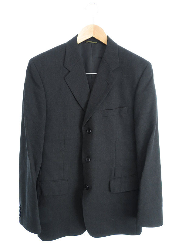 【DURBAN】【上下セット】【2ピース】ダーバン『スーツ上下 size92A5』メンズ セットアップ 1週間保証【中古】