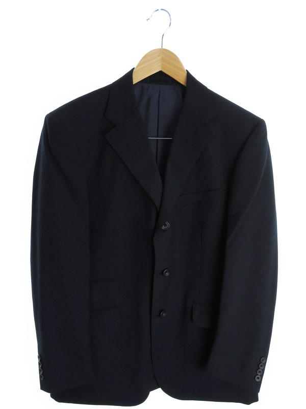 【Giuseppe Mirano】【2ピース】【セットアップ】ジュゼッペミラノ『スーツ上下セット sizeA6』メンズ 1週間保証【中古】