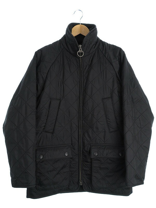 【BARBOUR】【アウター】バブアー『ポーラーキルトSL キルティングジャケット size38』メンズ 1週間保証【中古】