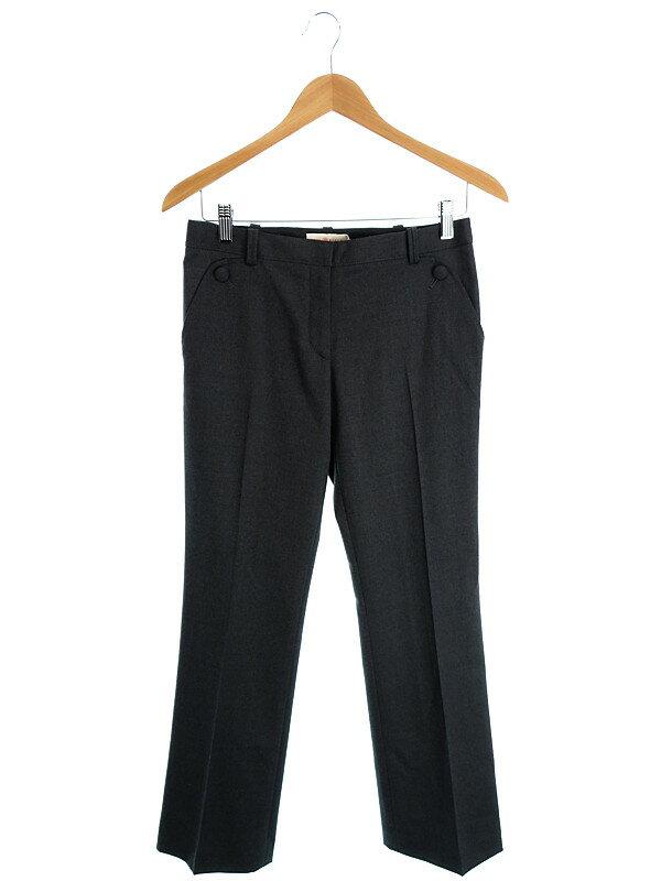 【TORY BURCH】【ボトムス】トリーバーチ『パンツ size0』レディース ズボン 1週間保証【中古】