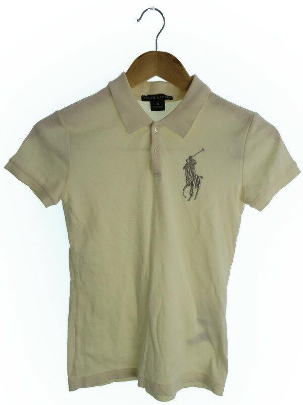 【Ralph Lauren】【トップス】ラルフローレン『半袖ポロシャツ sizeXS』レディース 1週間保証【中古】