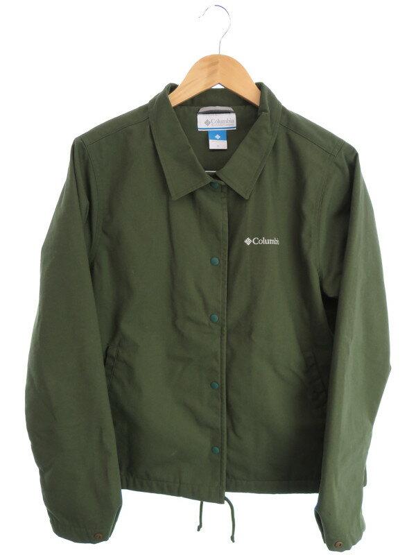 【Columbia】【アウター】コロンビア『ミスティックパークジャケット sizeXL』レディース ブルゾン 1週間保証【中古】