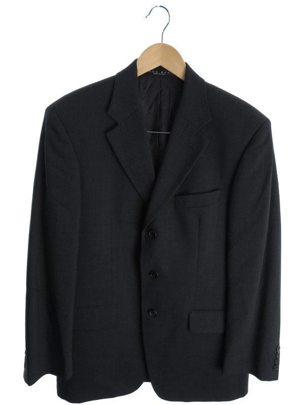 【HUGO BOSS】【セットアップ】【2ピース】ヒューゴボス『スーツ上下セット size38S』メンズ 1週間保証【中古】