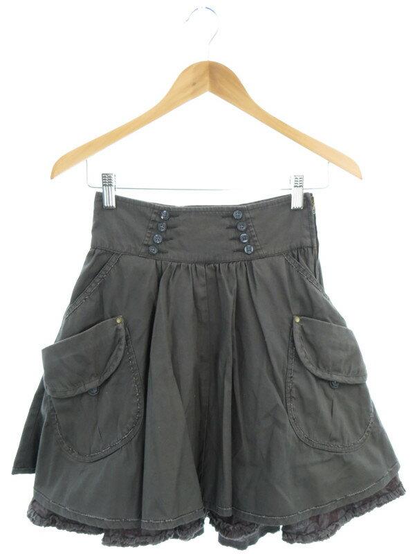 【DIESEL】【キッズ】【ボトムス】ディーゼル『スカート size8』レディース 1週間保証【中古】