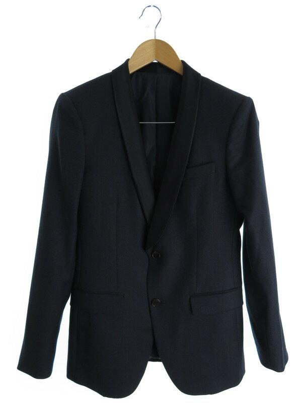 【WOOYOUNGMI】【上下セット】ウーヨンミ『スーツ size44』メンズ セットアップ 1週間保証【中古】