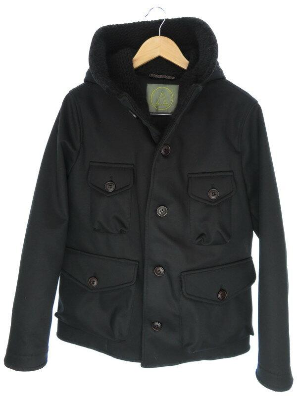 【ALBION】【アウター】アルビオン『フード付きジャケット size3』メンズ 1週間保証【中古】