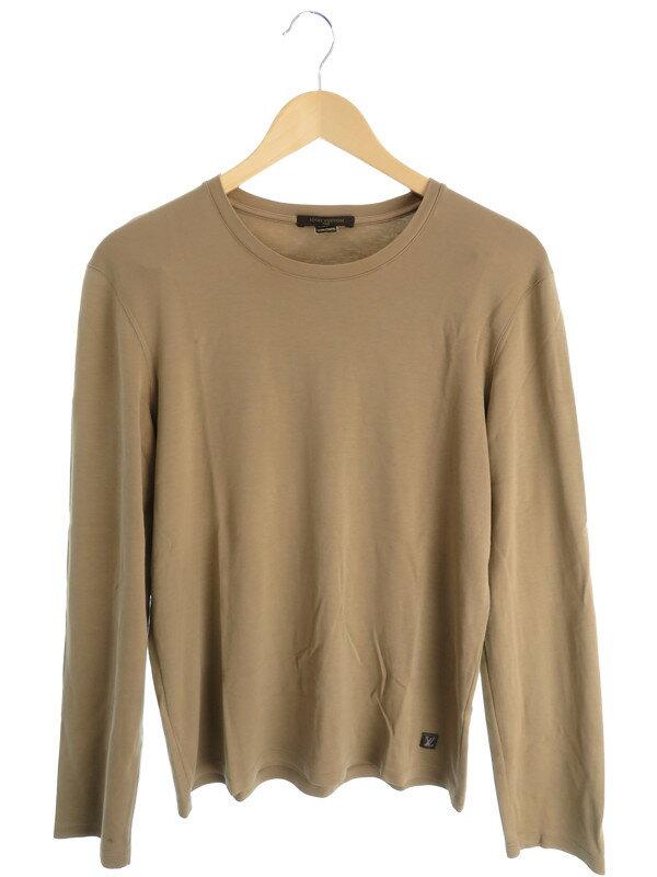 【LOUIS VUITTON】【トップス】ルイヴィトン『長袖Tシャツ sizeXS』メンズ 1週間保証【中古】