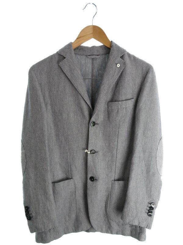 【L.B.M.1911】【アウター】エルビーエム1911『テーラードジャケット size44』メンズ ブレザー 1週間保証【中古】