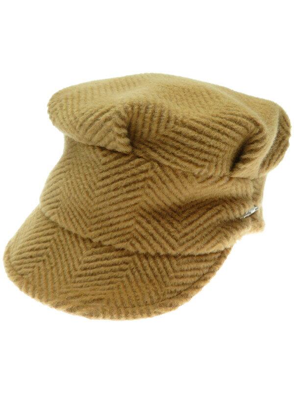 【STETSON】【帽子】ステットソン『キャスケット size57.5cm』メンズ 帽子 1週間保証【中古】