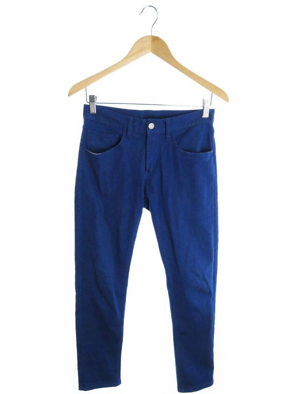 【THE SHOP TK】【ジーパン】【ボトムス】ザショップティーケー『カラージーンズ size1』メンズ デニムパンツ 1週間保証【中古】