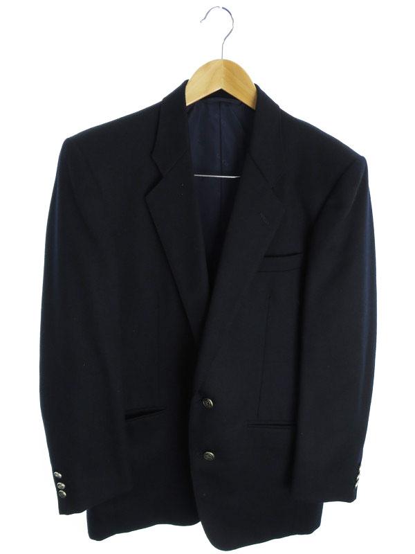 【Christian Dior】【アウター】クリスチャンディオール『テーラードジャケット sizeA-6』メンズ ブレザー 1週間保証【中古】