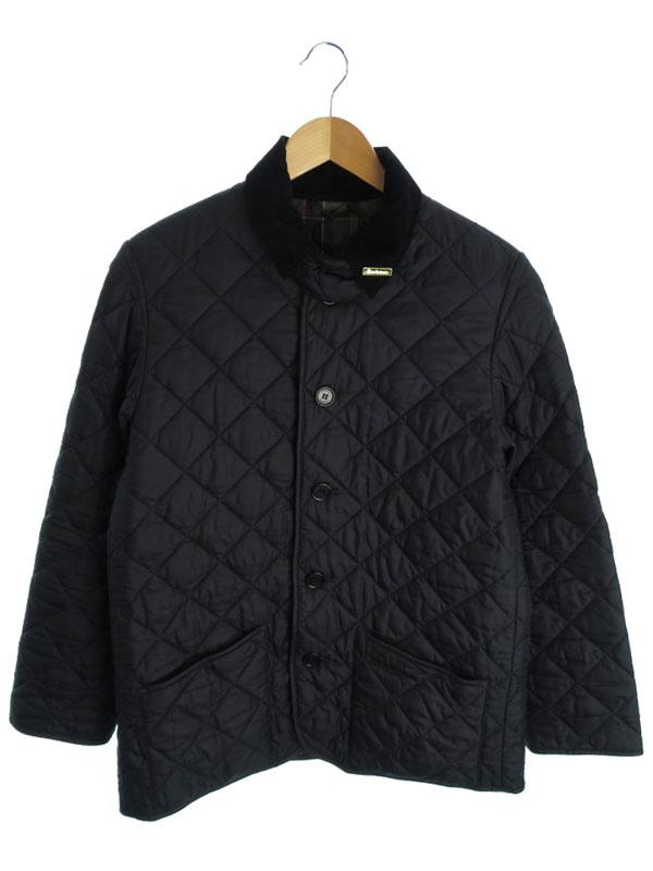 【BARBOUR】【アウター】バブアー『ナイロン中綿ジャケット size36』メンズ ブルゾン 1週間保証【中古】