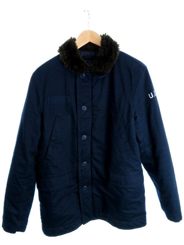 【uniform experiment】【アウター】ユニフォームエクスペリメント『ミリタリー中綿ジャケット size3』メンズ 1週間保証【中古】