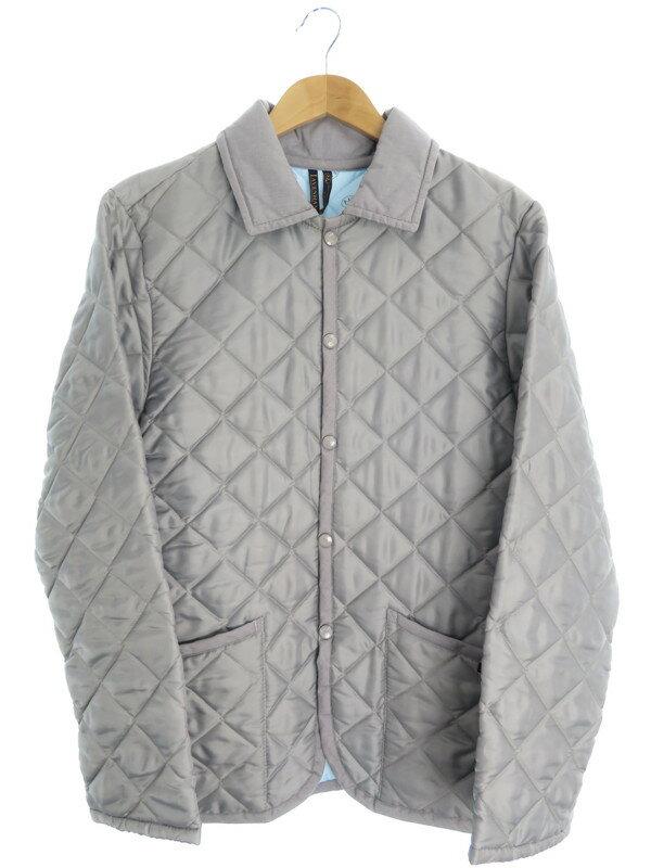 【LAVENHAM】【アウター】ラベンハム『キルティングジャケット size38』メンズ 1週間保証【中古】