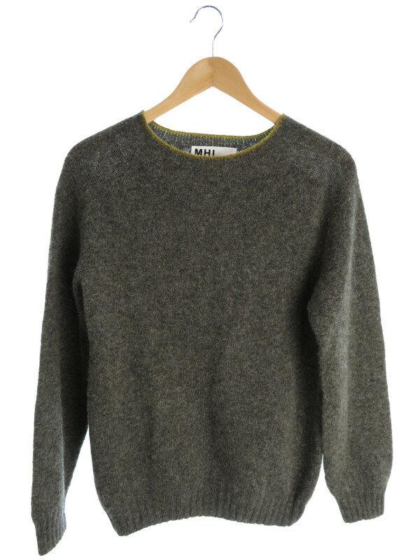 【MHL.】【トップス】エムエイチエル『長袖セーター sizeM』メンズ 1週間保証【中古】