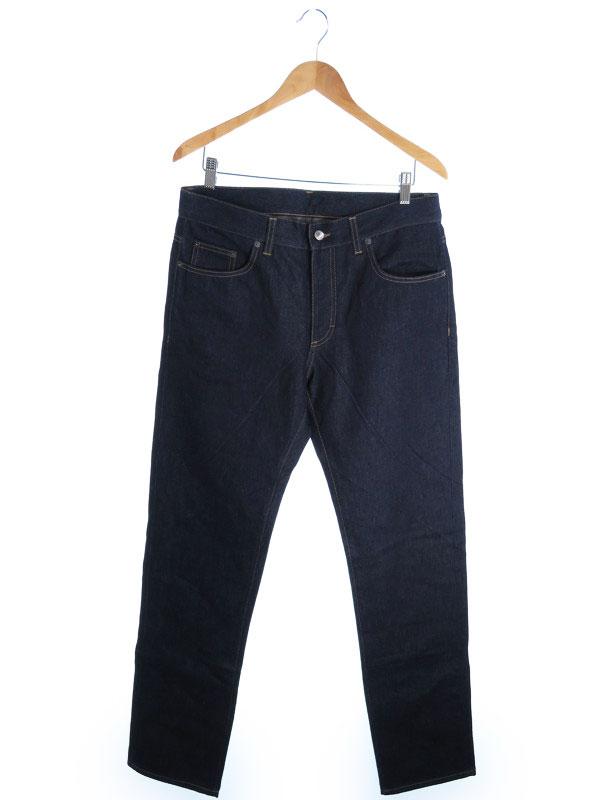 【GUCCI】【ジーパン】【ボトムス】グッチ『ジーンズ size50』メンズ デニムパンツ 1週間保証【中古】