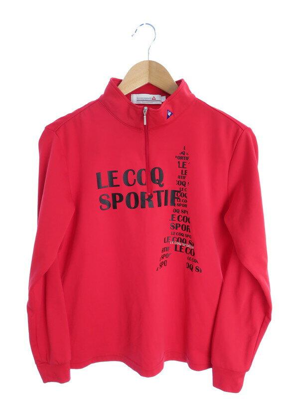 【le coq sportif】【ゴルフ】【トップス】ルコックスポルティフ『スポーツウェア sizeL』メンズ 1週間保証【中古】