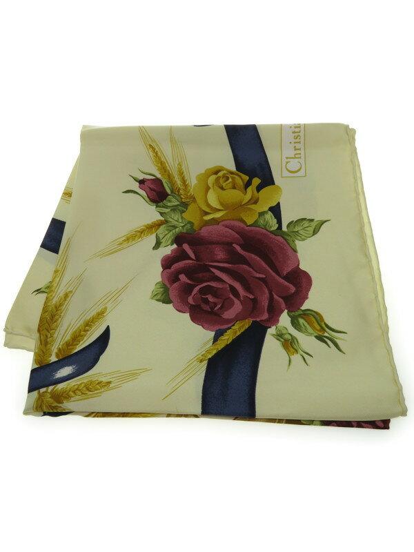 【Christian Dior】クリスチャンディオール『スカーフ』レディース 1週間保証【中古】