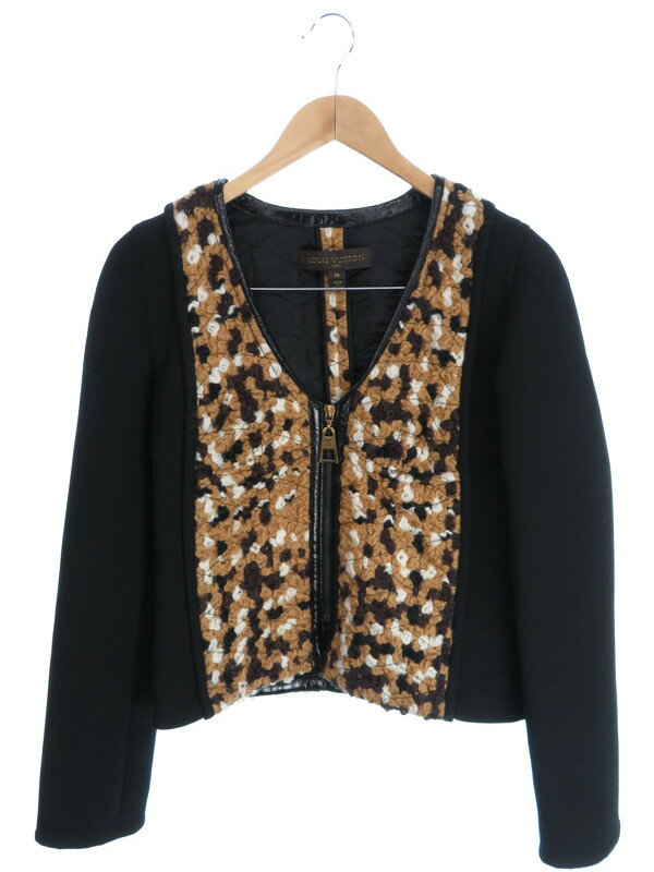 【Louis Vuitton】【上下セット】【2ピース】ルイヴィトン『スカートスーツ size38』レディース セットアップ 1週間保証【中古】