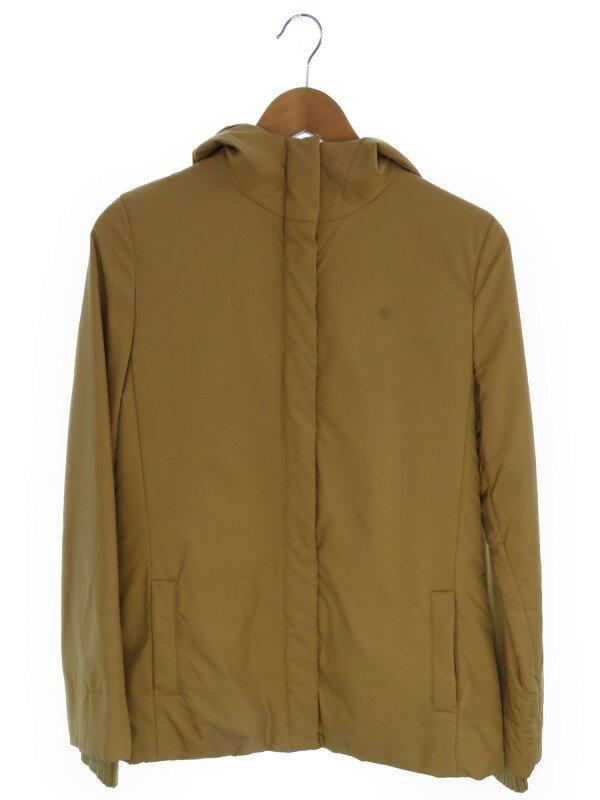 【Calvin Klein】【アウター】カルバンクライン『フード付き 中綿ジャケット size2』レディース 1週間保証【中古】