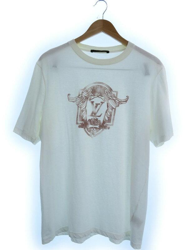 【LOUIS VUITTON】【トップス】ルイヴィトン『半袖Tシャツ sizeL』メンズ 1週間保証【中古】
