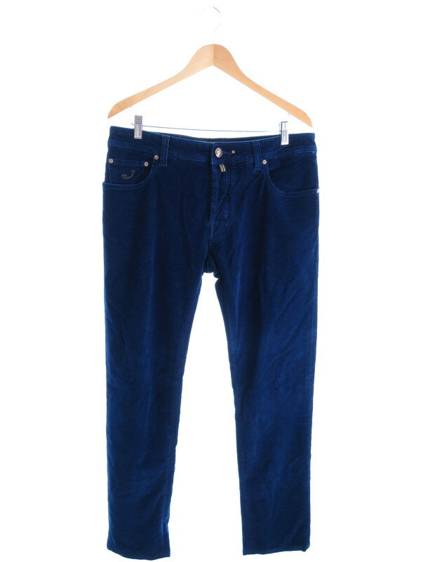 【JACOB COHEN】【ボトムス】ヤコブコーエン『コーデュロイパンツ size36』メンズ ズボン 1週間保証【中古】