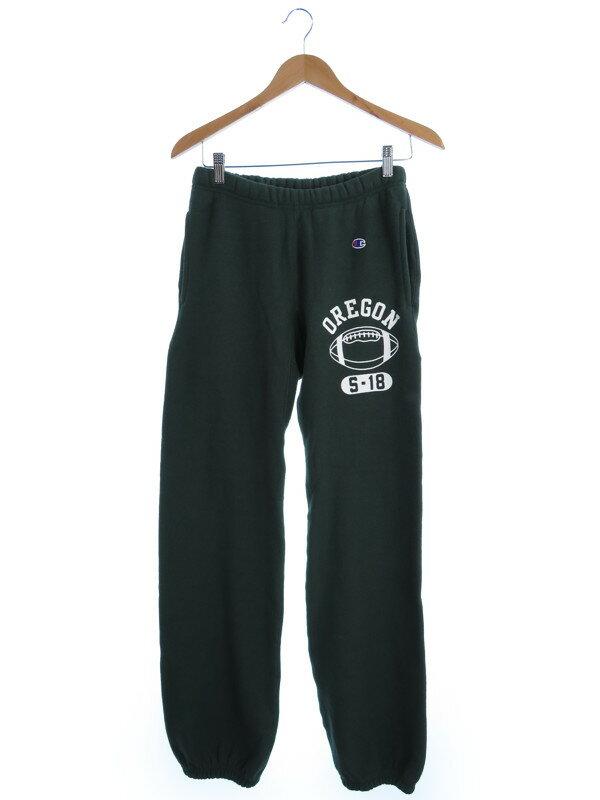 【champion】【ボトムス】チャンピオン『スウェットパンツ sizeM』メンズ ズボン 1週間保証【中古】