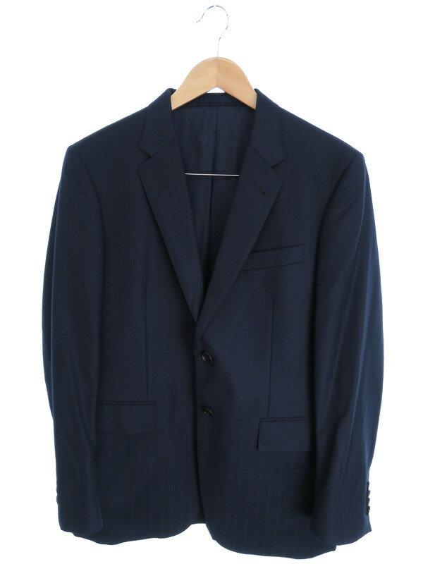 【Paul Smith】【上下セット】ポールスミス『シングルセットアップスーツ sizeL』メンズ 1週間保証【中古】