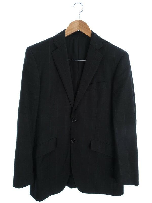 【Paul Smith London】【FRATELLI TALLIA】【上下セット】ポールスミス『スーツ上下セット sizeM』メンズ セットアップ 1週間保証【中古】