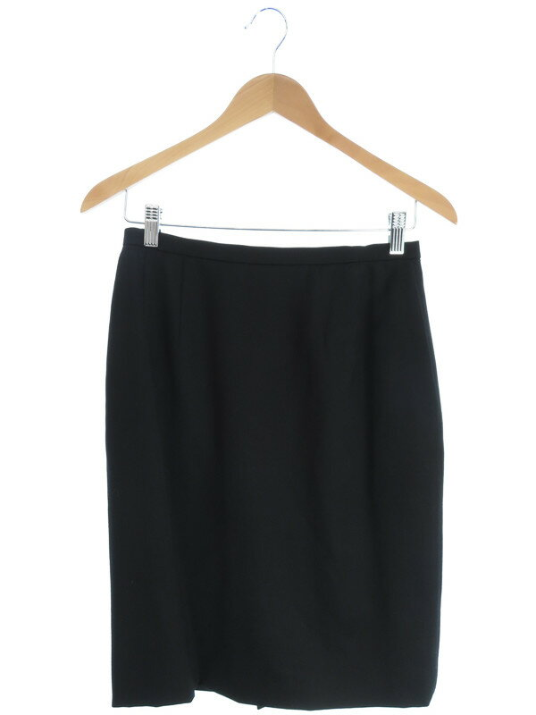 【Christian Dior】【ボトムス】クリスチャンディオール『ウールスカート  size11』レディース 1週間保証【中古】