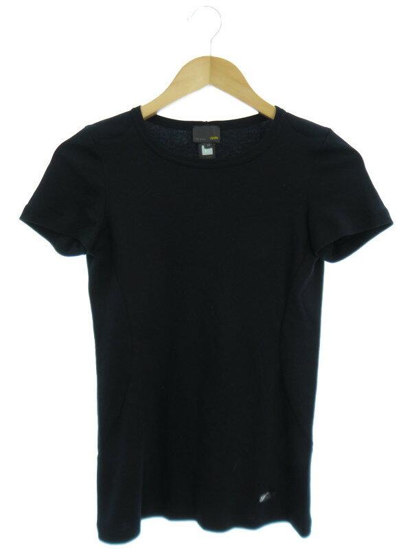 【FENDI】【トップス】フェンディ『selleria 半袖Tシャツ size38』レディース 1週間保証【中古】