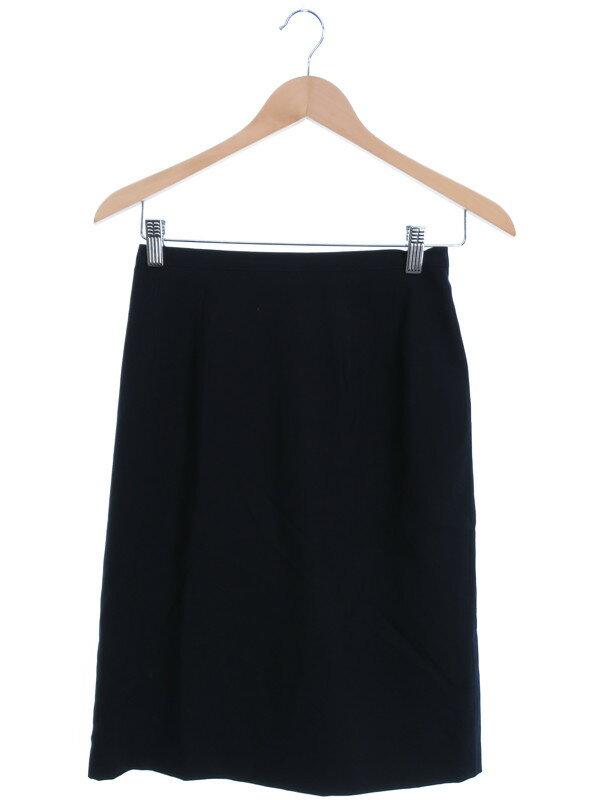 【Christian Dior】【ボトムス】クリスチャンディオール『ウールスカート  size9』レディース 1週間保証【中古】
