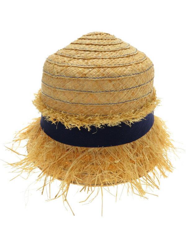 【Lola HATS】ローラハット『麦わら帽子』レディース 1週間保証【中古】