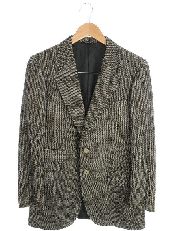 【dunhill】【アウター】ダンヒル『テーラードジャケット size48』メンズ ブレザー 1週間保証【中古】