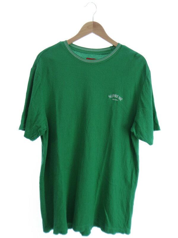 【Supreme】【トップス】シュプリーム『コットン半袖カットソー sizeL』メンズ Tシャツ 1週間保証【中古】