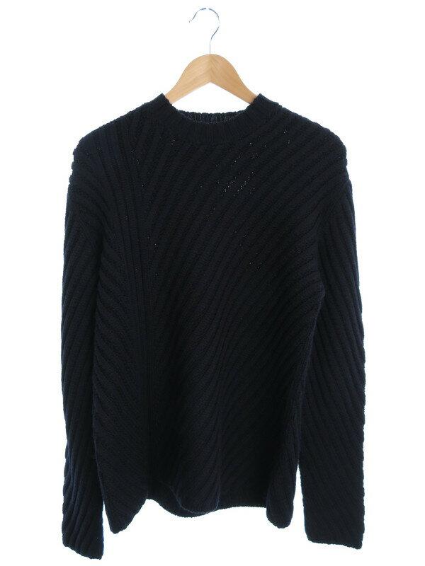 【HERMES】【トップス】エルメス『長袖ニット sizeM』メンズ セーター 1週間保証【中古】