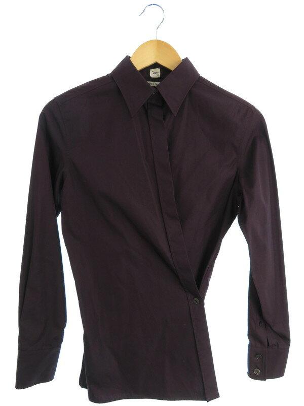 【HERMES】【トップス】エルメス『長袖シャツ size34』レディース 1週間保証【中古】