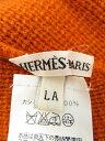 【HERMES】エルメス『カシミヤニット帽 sizeLA』レディース 帽子 1週間保証【中古】b03f/h02A