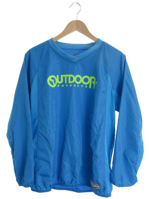 【OUTDOOR】【キッズ】アウトドア『プルオーバー size160』スポーツウェア 1週間保証【中古】