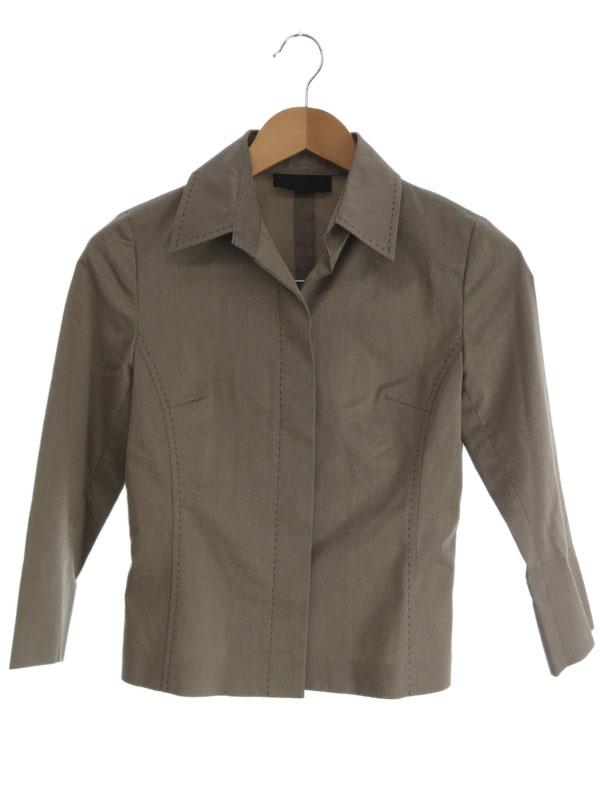 【ICB】【ジャケット】アイシービー『七分袖ジャケット size7』レディース 1週間保証【中古】