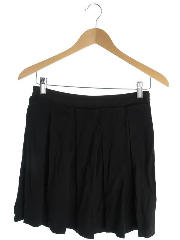 【SEE BY CHLOE】【ボトムス】シーバイクロエ『プリーツスカート size40』レディース ミニスカート 1週間保証【中古】