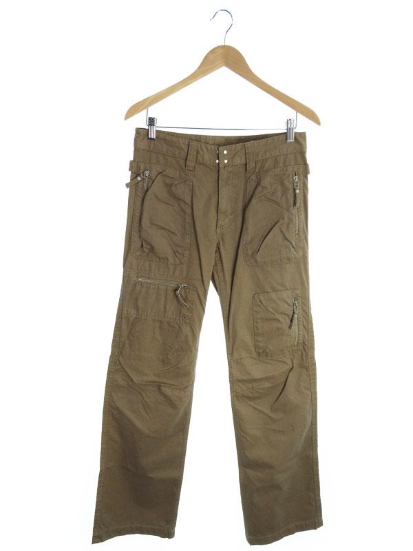 【JOSEPH HOMME】【ボトムス】ジョゼフオム『ワークパンツ size46』メンズ ズボン 1週間保証【中古】