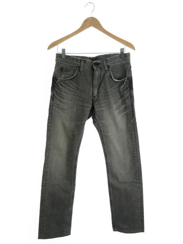 【Lee】【ボトムス】【ジーパン】リー『ジーンズ sizeM』メンズ デニムパンツ 1週間保証【中古】