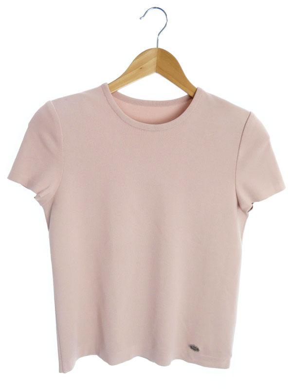 【FOXEY】【トップス】フォクシー『半袖カットソー size38』レディース Tシャツ 1週間保証【中古】
