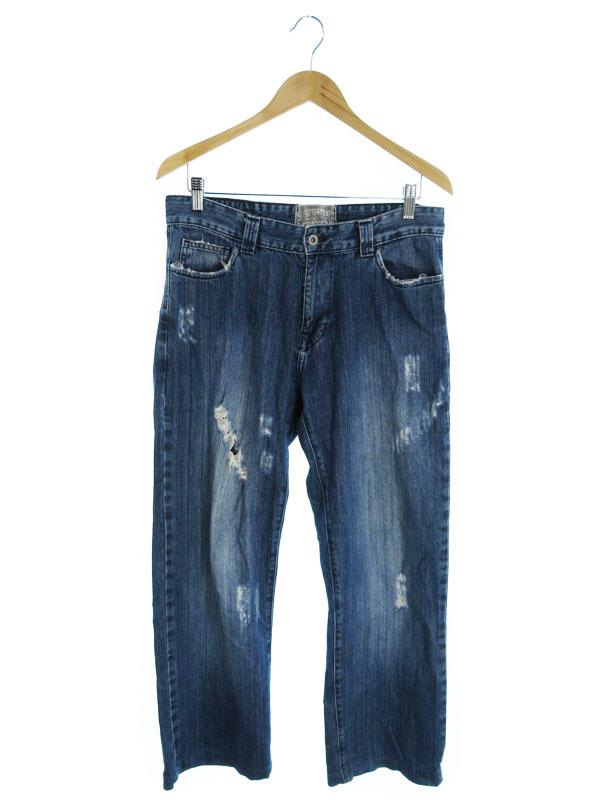 【STUSSY】【ボトムス】【ジーパン】ステューシー『ジーンズ size30』メンズ デニムパンツ 1週間保証【中古】