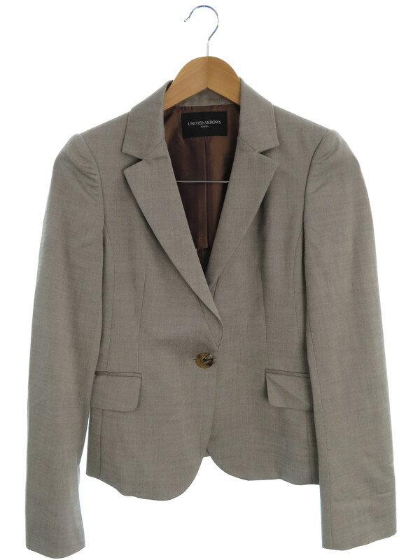 【UNITED ARROWS】【上下セット】ユナイテッドアローズ『スカートスーツ size38』レディース セットアップ 1週間保証【中古】