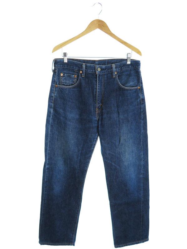 【LEVIS】【ボトムス】【ジーパン】リーバイス『502 ジーンズ sizeW34』メンズ デニムパンツ 1週間保証【中古】