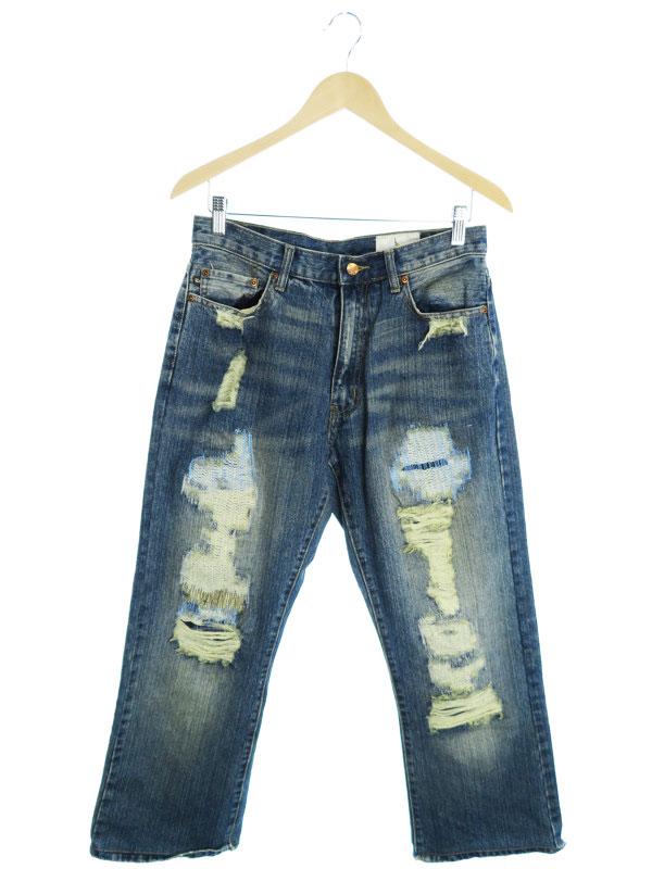 【HOLLISTER】【ジーパン】【ボトムス】ホリスター『ジーンズ sizeW30』メンズ デニムパンツ 1週間保証【中古】