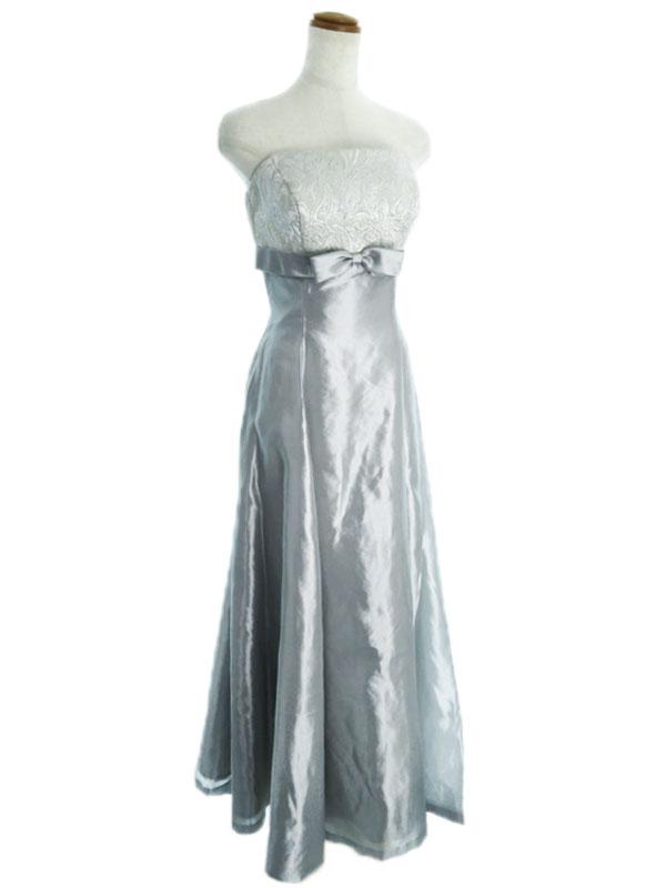 【Dress Black】ドレスブラック『ロングドレス size9』レディース カラードレス 1週間保証【中古】