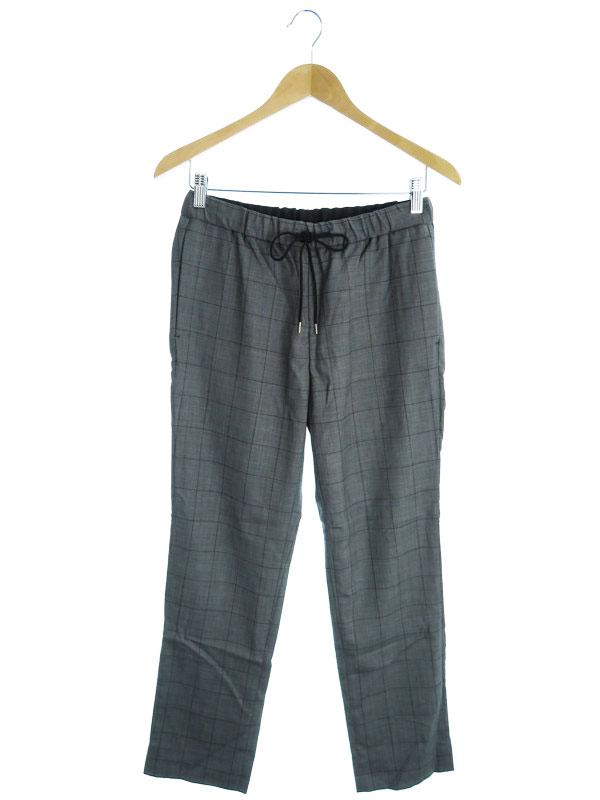 【BEAUTY&YOUTH UNITED ARROWS】【ボトムス】ビューティアンドユースユナイテッドアローズ『チェック柄パンツ sizeS』メンズ ズボン 1週間保証【中古】